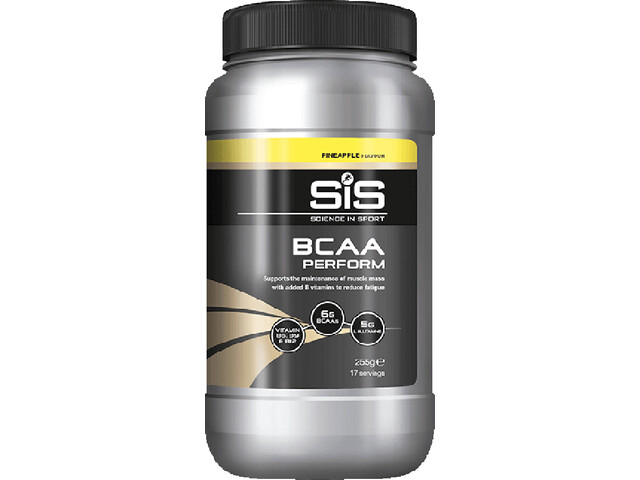 SiS BCAA Perform Powder 255g Pineapple
